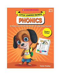 Little Learner Packet: Phonics