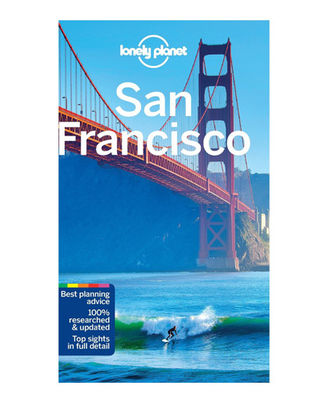 Lonely Planet San Francisco (Edition 10)