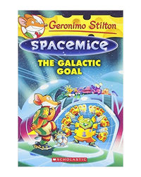 Geronimo Stilton Spacemice# 4: