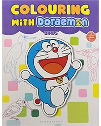Colouring With Doraemon Birds