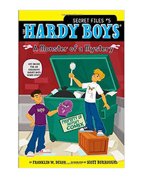 A Monster Of A Mystery (5) (Hardy Boys: The Secret Files)