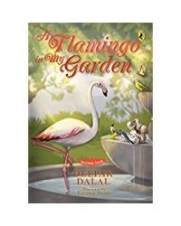 Feather tales: a flamingo in