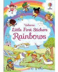 Little First Stickers Rainbow