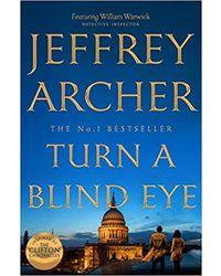 Turn a Blind Eye, hardcover
