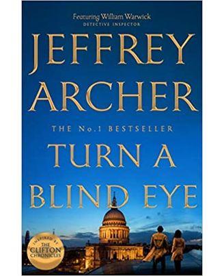 Turn a Blind Eye, paperback, hardcover