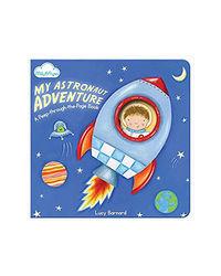 Peep- Through- The- Page: My Astronaut Adventure