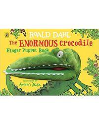 The Enormous Crocodile's Finger Puppet Book