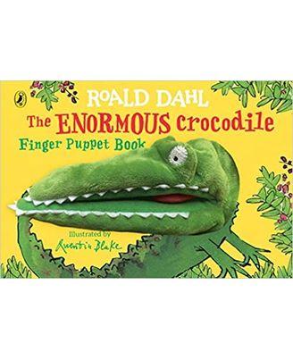 The Enormous Crocodile s Finger Puppet Book