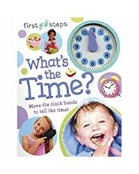 First Steps What's the Time?