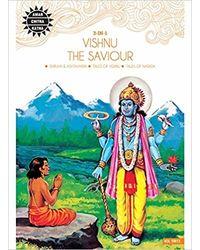 Vishnu The Saviour: 3 In 1