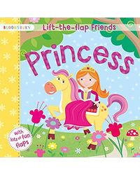 Lift The Flap Friends Princess