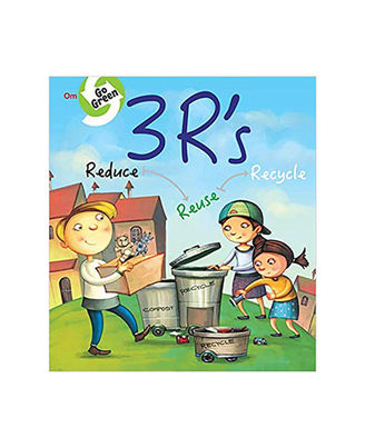 Go Green: Reduce, Reuse, Recycle