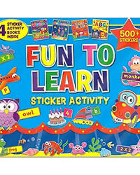 Fun To Learn: Sticker Activity