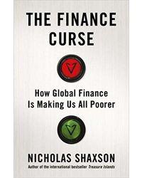 The finance curse