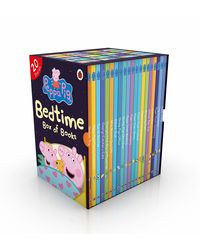 Peppa Pig: Bedtime Box Of Books (20