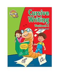 Cursive Writing Workbook 2 (Small Latter)