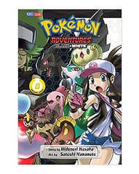 Pokemon Adventures: Black & White (Volume 8)