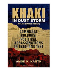 Khaki in Dust Storm