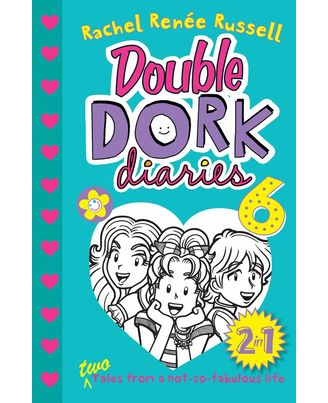 Double Dork Diaries# 6 Frenemies Forever And Crush Catastrophe