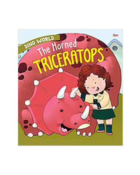 The Horned Triceratops: Dino World