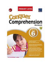 Sap Conquer Comprehension Workbook Primary Level 6
