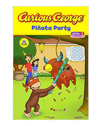 Curious George Pinata Party (Curious George Early Readers, Level 1)
