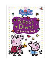 Peppa Diwali Colouring Book