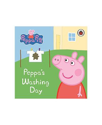 Peppa Pig: Peppa s Washing Day: My First Storybook