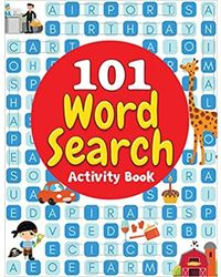 101 Word Search Activity Book