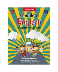 Sap Complete English For Upper Primary Level