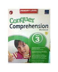 Sap Conquer Comprehension Workbook Primary Level 3
