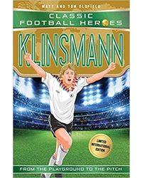 Klinsmann (Classic Football Heroes)