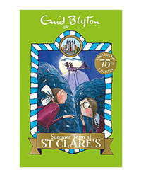 Summer Term At St Clare's: Book 3