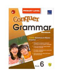 Sap Conquer Grammar Workbook Primary Level 6