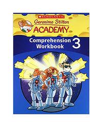 Geronimo Stilton Academy: Comprehension Pawbook Level 3