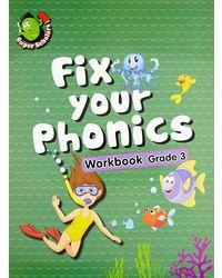 Fix Your Phonics Workbook Grade- 3