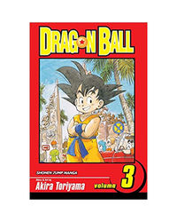 Dragonball Z: The Training Of Kame- Sen'Nin (Volume 3)