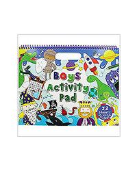 Boy's Ultimate: Colouring & Activity (Landscape Doodle Pad)