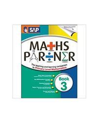 Sap Maths Partner Book 3