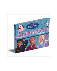 Disney Frozen Activity Time Fun Pack