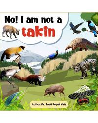 I am not a Takin