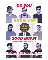 Do You Know Any Good Boys?