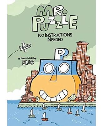 Mr Puzzle No Instructions Need