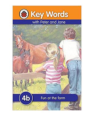 Key Words 4B: Fun At The Farm