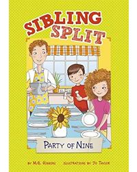 Sibling Split Party Of Nine