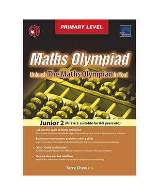 Sap Maths Olympiad Junior 2 Primary Level