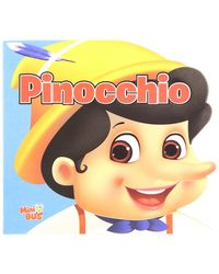 Cutout Board Book: Pinocchio