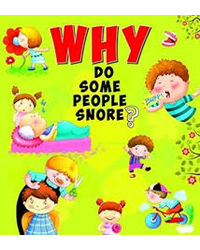 Why do some people snore?