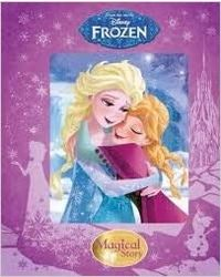 Disney Frozen Movie Story Book