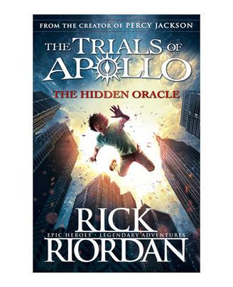 The Hidden Oracle: The Trials Of Apollo- Book 1
